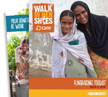 Walk In Her Shoes 2018 Fundraising Toolkit